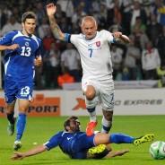 Vladimir Weiss vs Bosnia & Herzegovina II [10/9/2013]