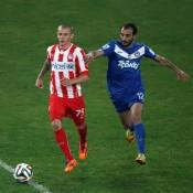 Vlado opäť na trávniku, prispel k víťazstvu Olympiakosu