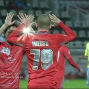 Vladov prvý gól v Lekhwiya SC