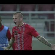 Goal against Al Khor