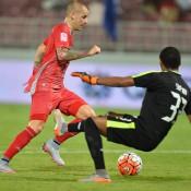 2 góly v zápase proti Al Kharaitiyat